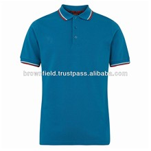 Polo Neck T-shirt Mans Design Custom High Quality Golf Design Pique Cotton Polo Shirt