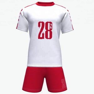 5f1f4d290 Sublimated Professional Soccer Uniform