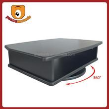 proveedor chino de calidad audio visual multimedia tv muebles y accesorios grados giratorio tv montaje