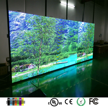 Ultra sottile p2.5 schermi a led led utilizzata videowall/Nova ha condotto noleggio cartello p3/3mm HD led affitti display tenda