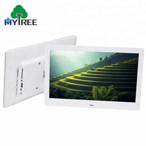 Wholesale Full Hd 10.1inch 1080p Battery Operated Square Wedding Digital Photo Frame