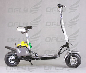 CE fold 2 wheel mini cheap 49cc scooter petrol cheap