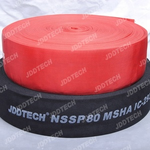 50 meters per roll black Polyester textile sleeve for hydraulic pipes