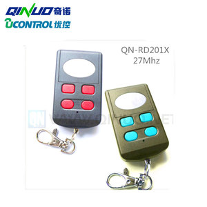 radio remote control 27mhz, rf low frequency remote duplicator for auto  gate, face to face learning