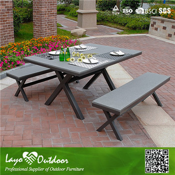 ISO9001 Certification Bar Set Furniture Patio Usa In Time Delivery