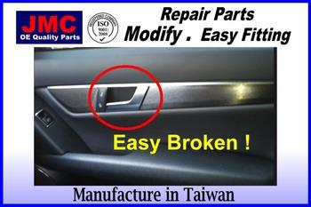 European Auto Car Parts Interior Inside Inner Handle Repair Kits For