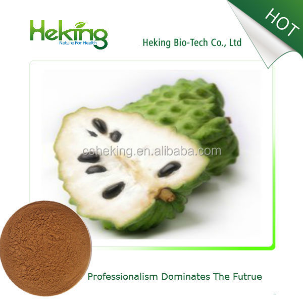 soursop extract/organic soursop juice extract/graviola soursop extract