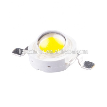 Good Quality High R9 90  and CRI 90 120Lm Lumileds white High Power  1W 3w Led Chip