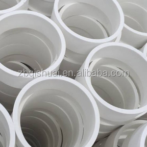 Wear resistant ceramic lined coal steel pipe