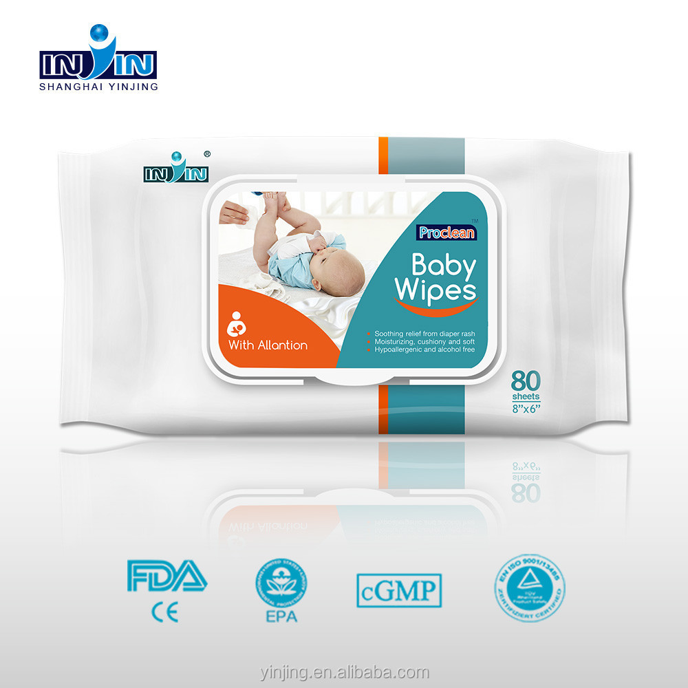 Soft Baby Wipes Hypoallergenic Baby Products