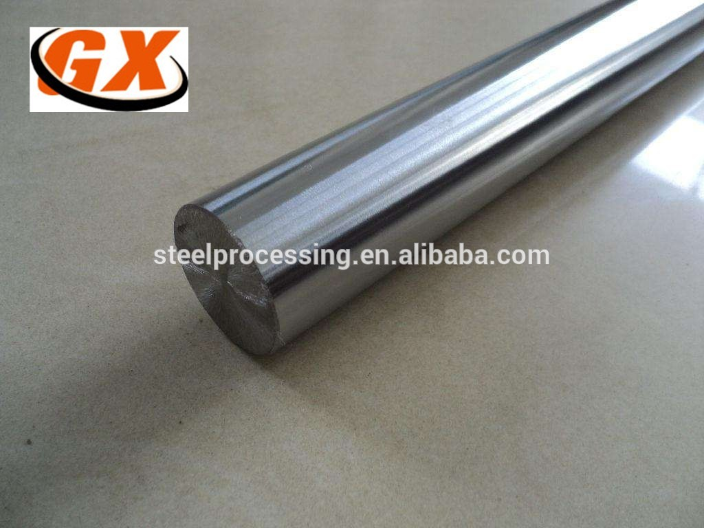 Top Quality Induction Hardened Chromed Steel Bars