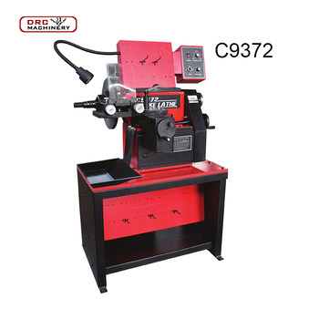 C9372 China Cheap Disc Repair Machine On Car Brake Lathe ...