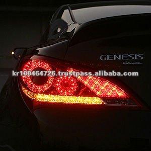 Hyundai Genesis Coupe Led Tail Light