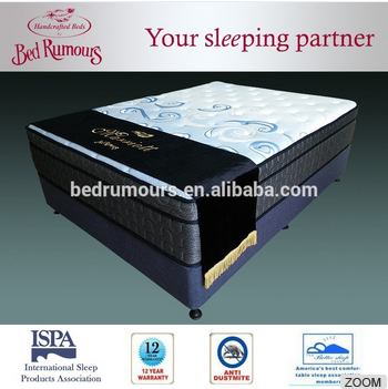 kingsize cool gel traagschuim matras 13 inch bed slaapkamer