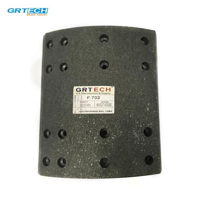 MERCEDES W463 Handbrake Shoes Set Hand Brake Parking 0024205820 9014200520 New