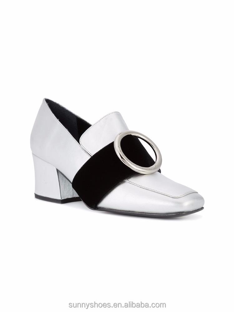 block heel walk cushion ladies shoes quality women High pumps newest B6gwX1