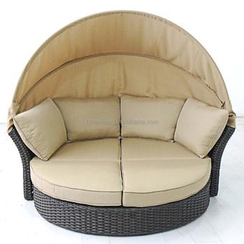 Love Seats Stoelen.Terras Dag Bed Love Seat 2 In 1 Conversie Naar Stoel Bank Voor