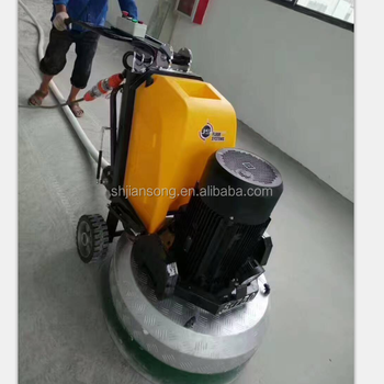 4 headed Concrete Polisher / Grinder / marble floor polishing machine