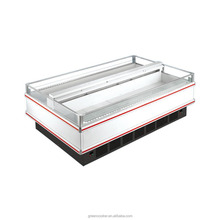 Big Capacity Island Freezer for Supermarket
