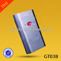 High quality Battery gps personal tracker with SOS emergency button for urgent help