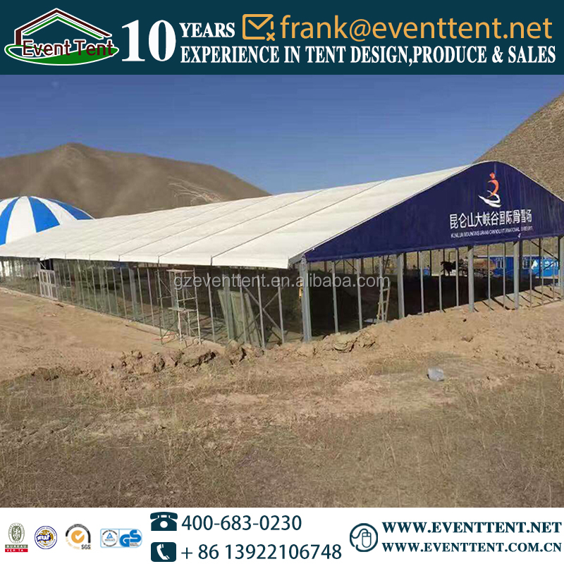 Top Quality Waterproof PVC Metal Frame Outdoor Canopy/large Size Exhibition Tent/Outdoor Commercial