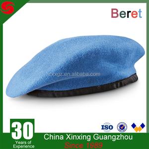 0cf3a0f544b52 Blue Beret Hat