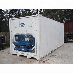 Sale of used and new shipping reefer container to India