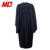 Factory Custom without Zipper Polyester Bachelor Graduation Gown