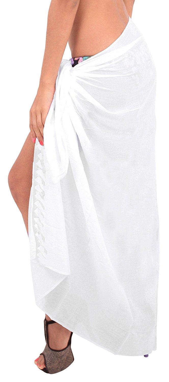 8b6ca3161c Get Quotations · Sarong Bathing Suit Pareo Wrap Bikini Cover UPS Womens  Rayon Swimsuit Swimwear