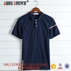 Bulk Sale Collar Heavy Cotton Custom Polo T shirt Design Cheap
