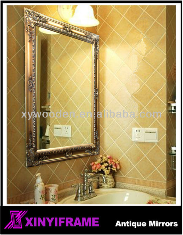 Magnificent Antique Wall Mirrors Decorative Gallery - Wall Art ...