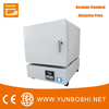 Heat Treatment High Tempetature 1000 Degree Muffle Furnace
