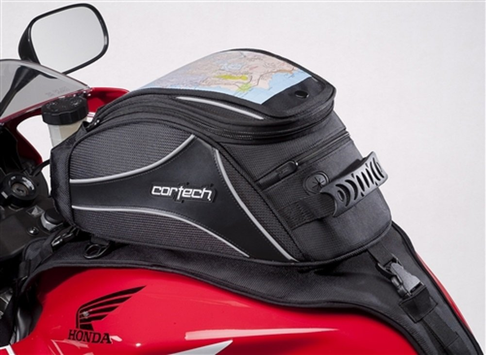 Cortech Super 2.0 12L Sloped Strap Mount Tank Bag 8230-0605-12