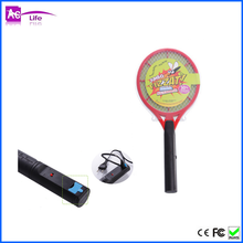 Electric Insect Bug Mosquito racket Fly Swatter Three Layer Net
