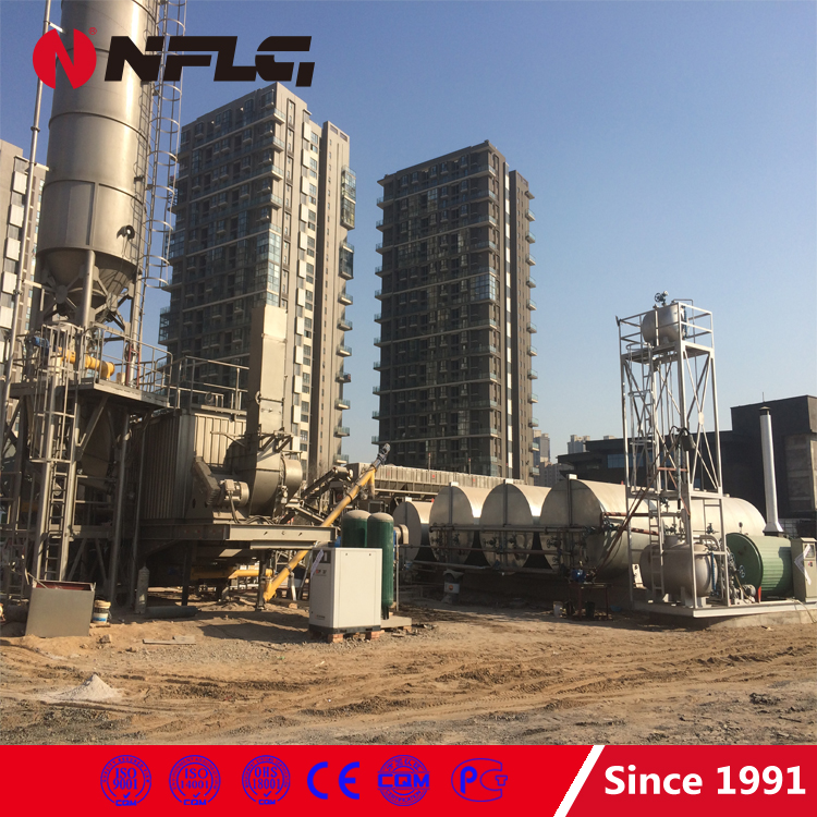 Road construction asphalt hot mix equipment from China NFLG