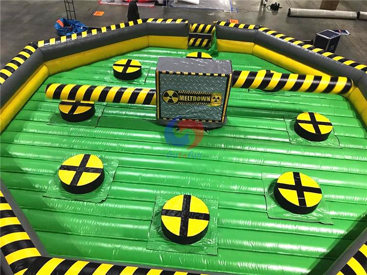 jogos adultos interativos fusão mecânica diversão mecânica passeio inflável jogo de braço varredor