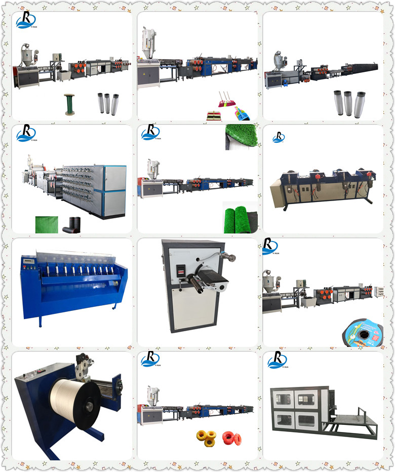 PE blown film extrusion machine/stretch film machine for sale