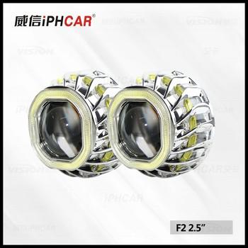 3000LM H1 Xenon Mini Bi-xenon Lens Ultimate Bike Projector Lamp