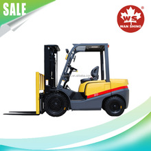 WS Brand Diesel/Gasoline/ Hydraulic LPG 3 Ton Forklift with ISO/CE/SGS Certificate