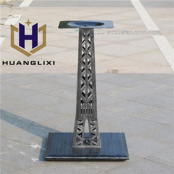 Antique Metal Table Legs For