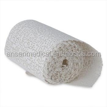 Bone Fractures Plaster Of Paris Bandage