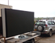 P6 P8 P10 P 12 led outdoor display screen advertising trailer