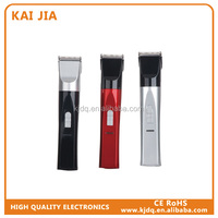professional rechargeable electric hair clipper of barber shop equipment and supplies