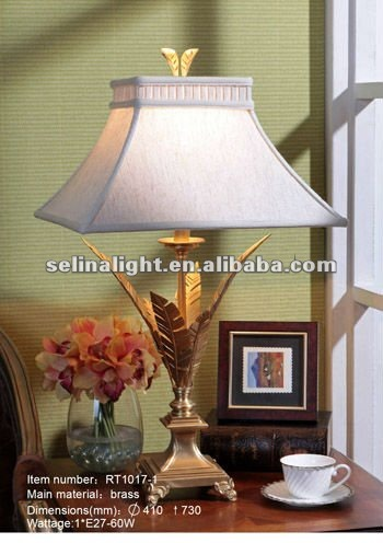Crystal Table lamp RT1017-1 2012