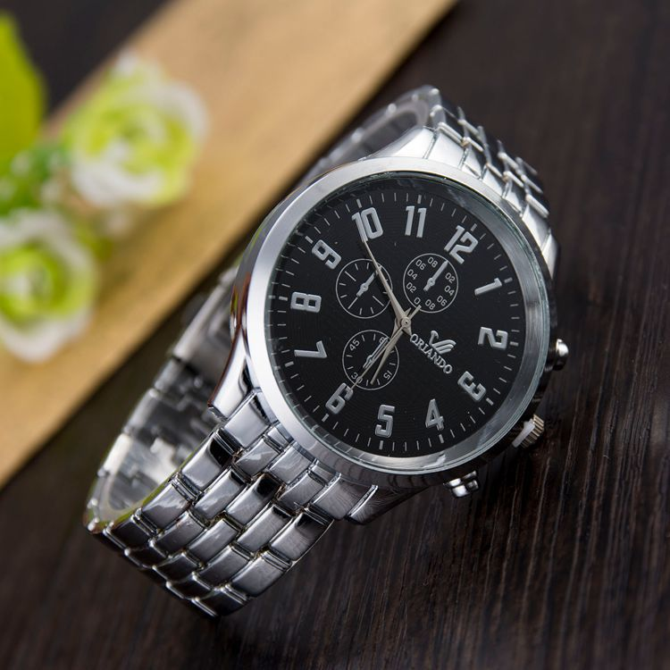 Stainless steel new design unisex watches with metal case fashion with low mop dial julius ORLANDO watch фото