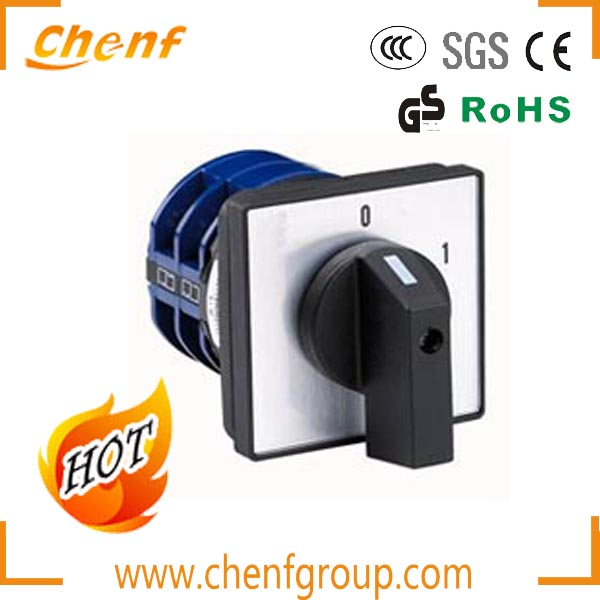 Hot Sell Electrical Digital 3 Position Rotary Switch Changeover Switch With OEM Service
