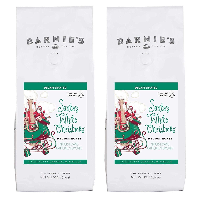 Buy Barnies CoffeeKitchen Santas White Christmas Syrup by Monin (1 ...