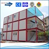 flat packed sandwich panel steel modular container house