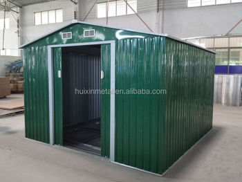 Spacious 10x10 Home Garden Used Storage Sheds Sale Buy