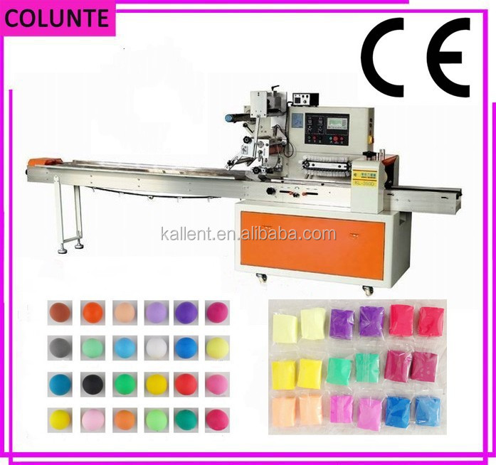 KAT350 for children clay packing machine